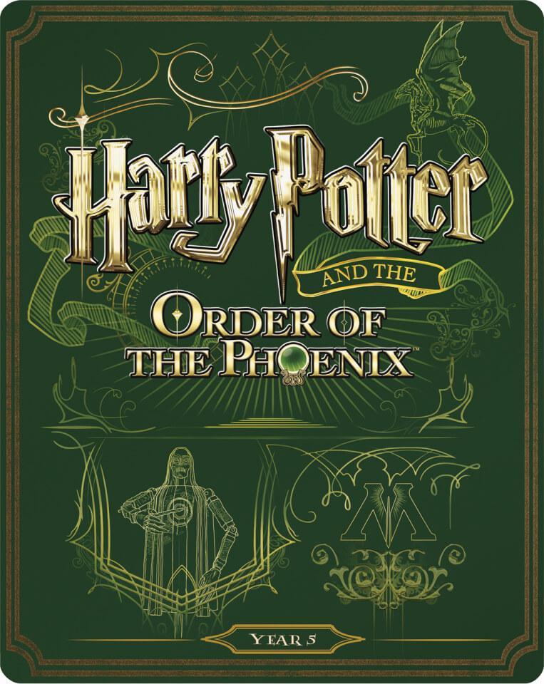 order of the phoenix ebook
