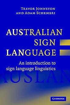 free ebook australian sign language trevor johnston