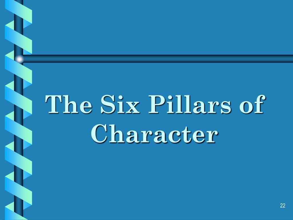 6 pillars of self esteem ebook
