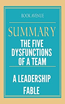 five dysfunctions of a team epub