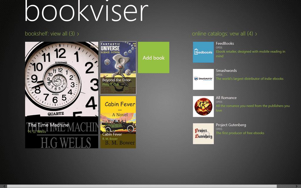 free epub reader for windows