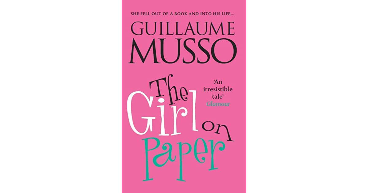 guillaume musso girl on paper ebook