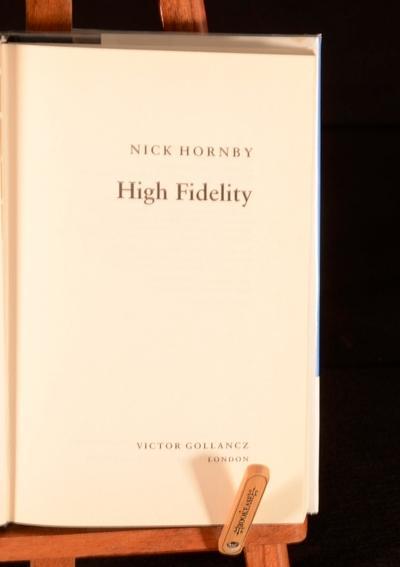 high fidelity nick hornby epub