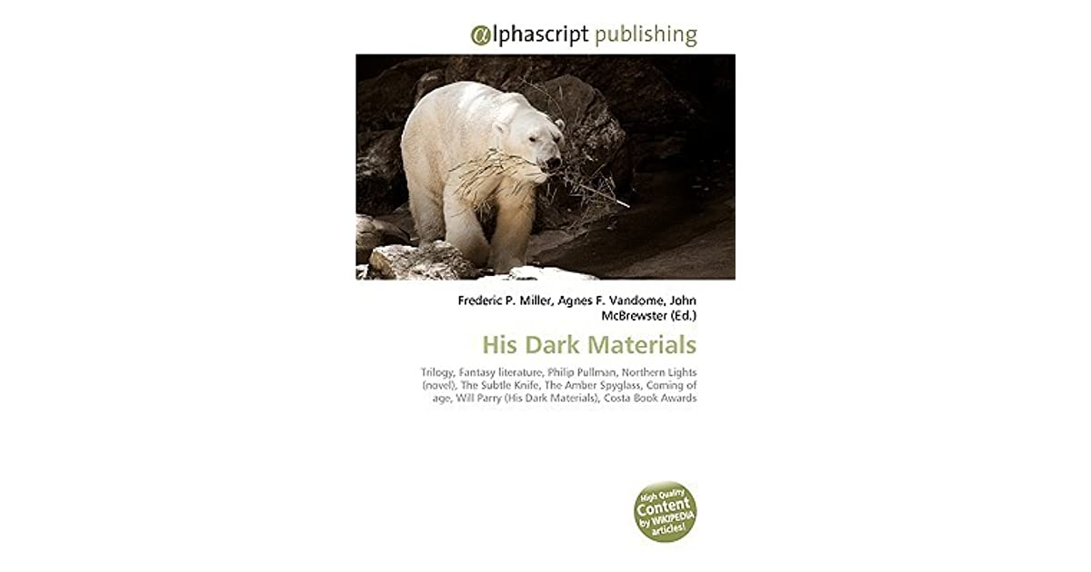 his dark materials trilogy epub