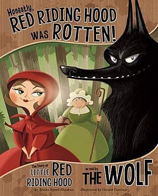 honestly red riding hood was rotten ebook