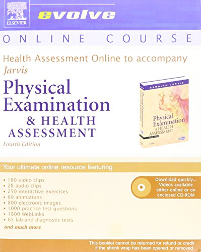 jarvis physical examination and health assessment ebook
