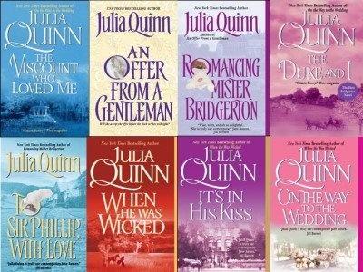 julia quinn bridgerton series epub