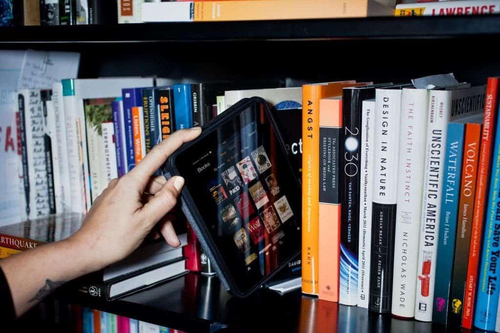 printed books vs ebooks essay