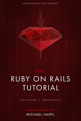ruby on rails tutorial epub