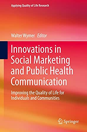 social marketing improving the quality of life ebook