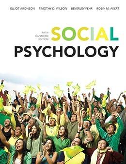 social psychology aronson 7th edition ebook
