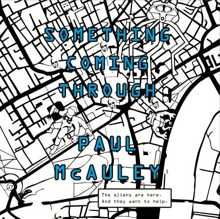 something coming through paul mcauley epub