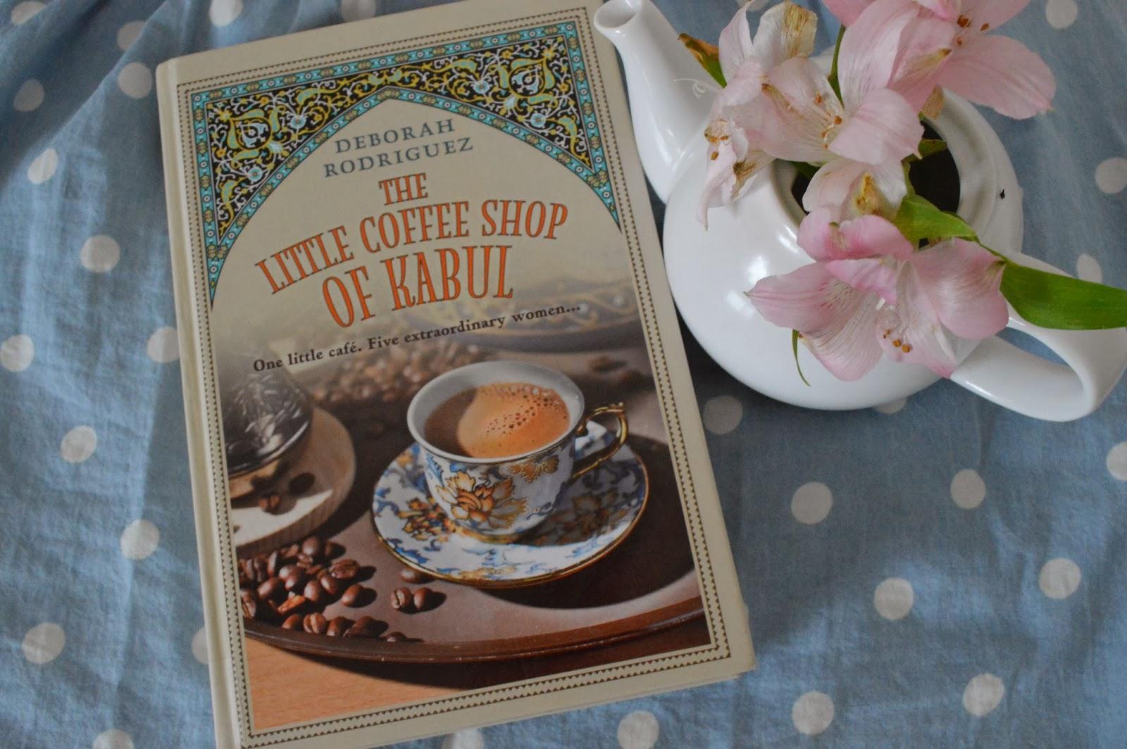 the little coffee shop of kabul epub
