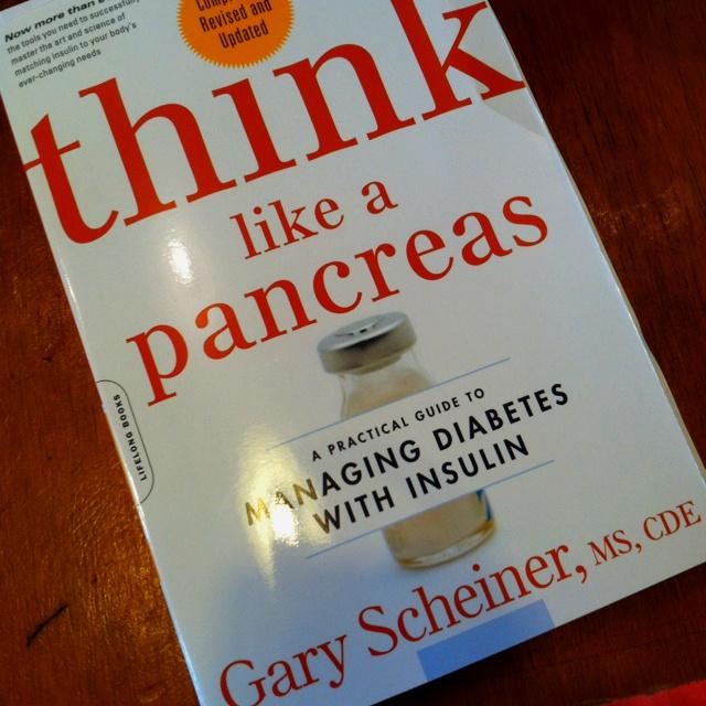 think like a pancreas ebook